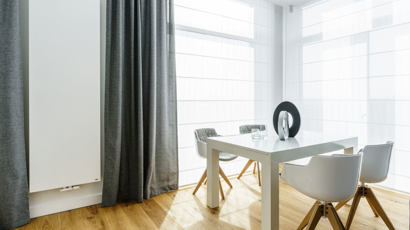 Top Floor Apartment in Gdynia by Dragon Art