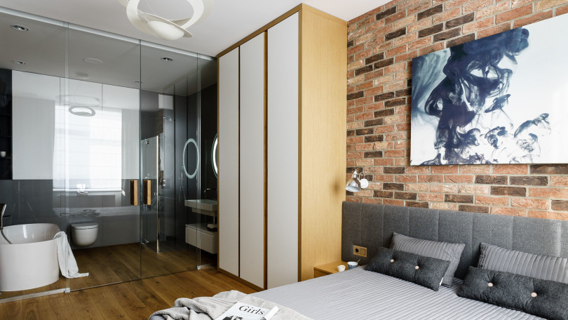Renovated Interior in Gdynia by Dragon Art