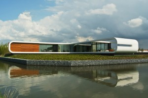 Villa New Water by Waterstudio.NL