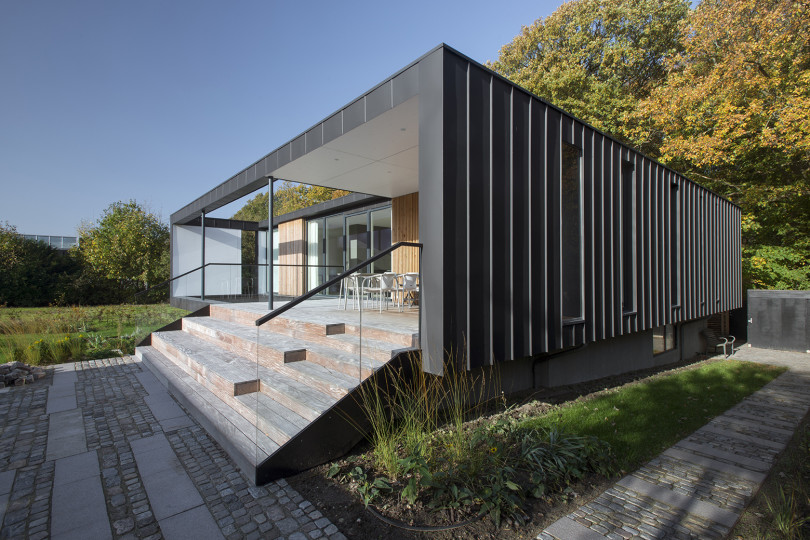 Villa R by C.F. Møller Architects