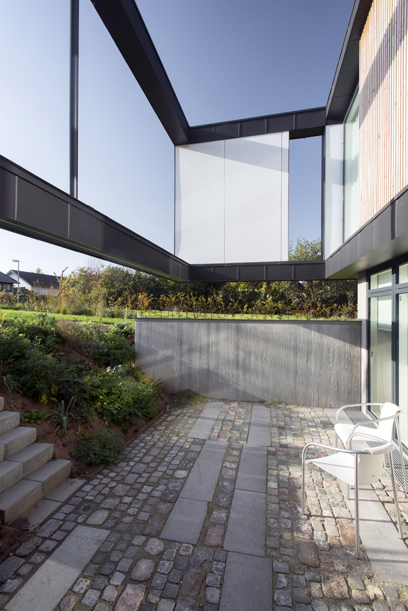 Child-friendly house by C.F. Møller Architects