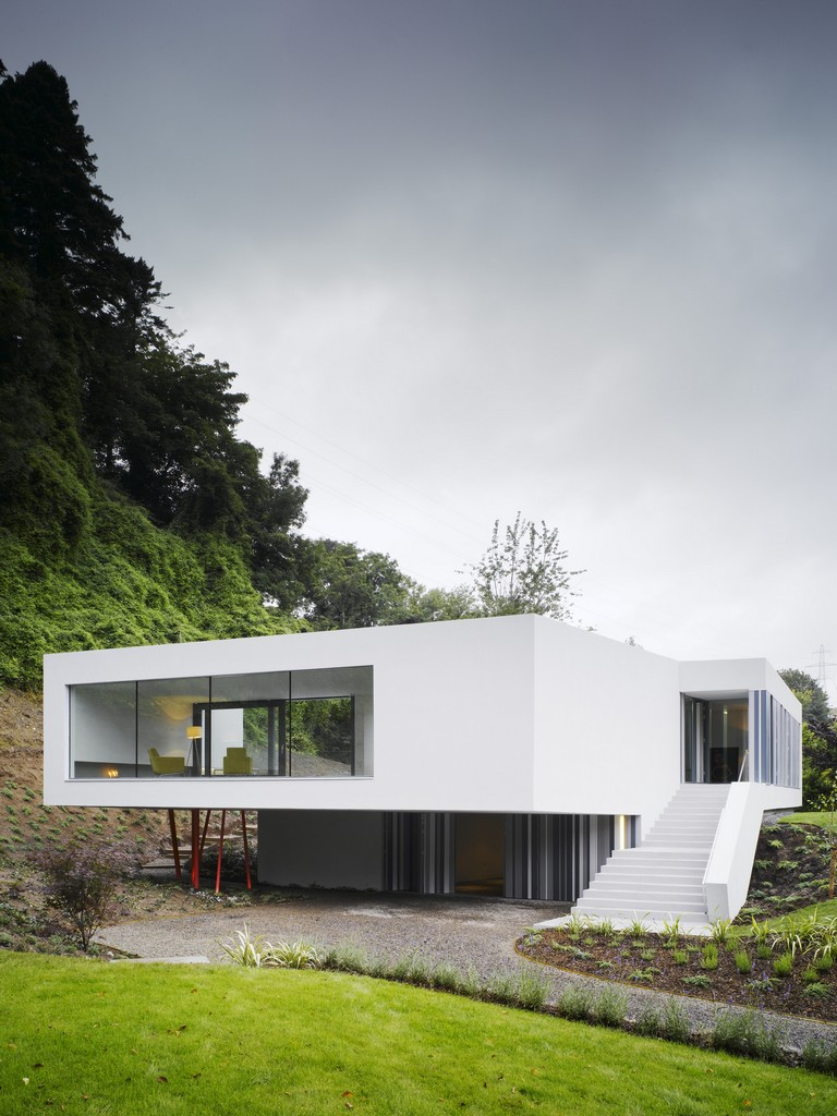 Wicklow Hills House by ODOS Architects