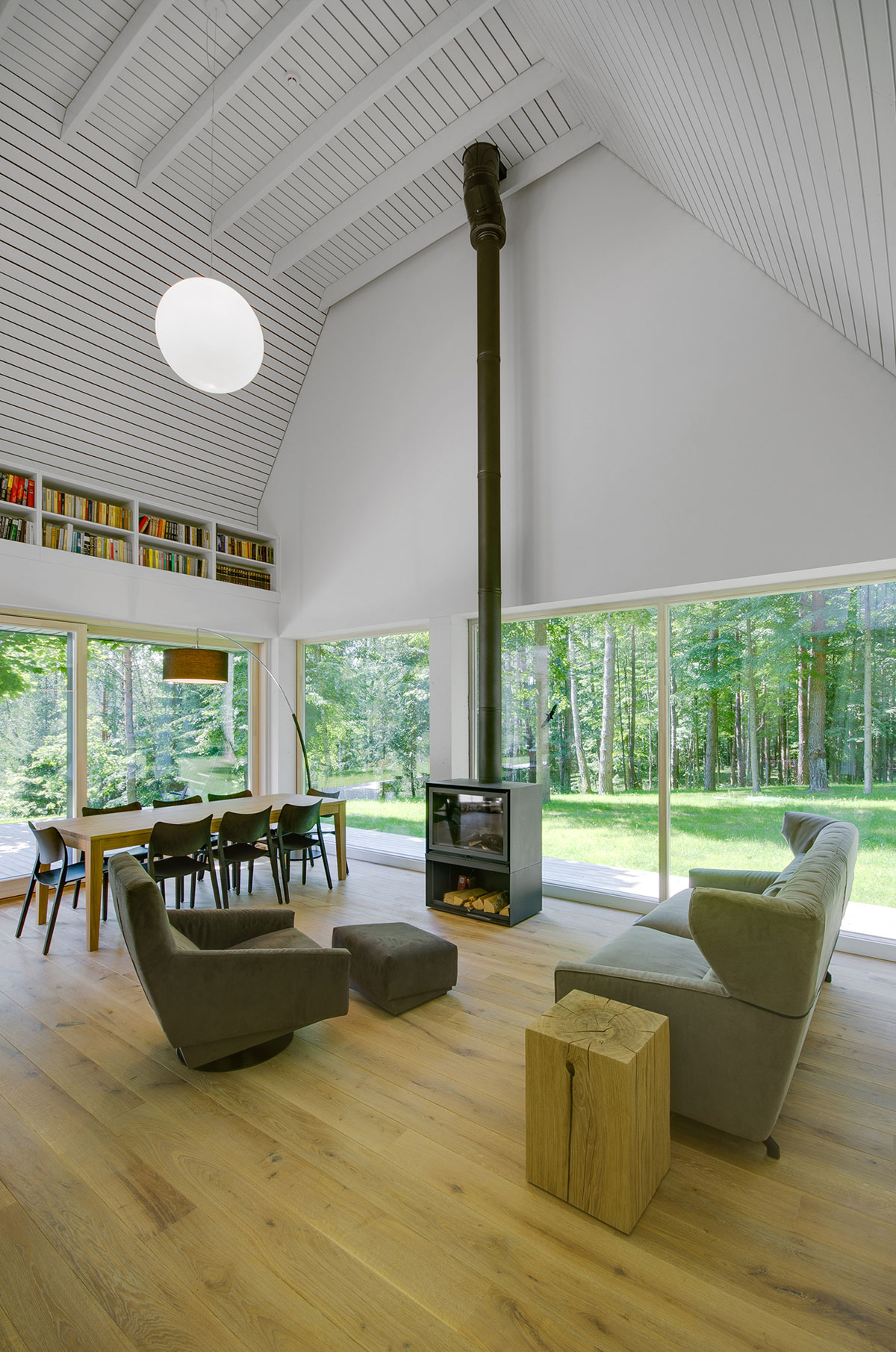 Modern Small House Designs And Floor Plans