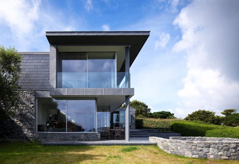 Couin de Vacque by Jamie Falla Architecture