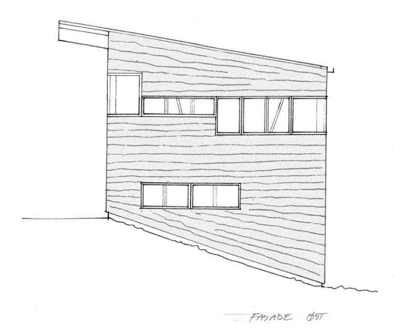 Wooden House by JVA