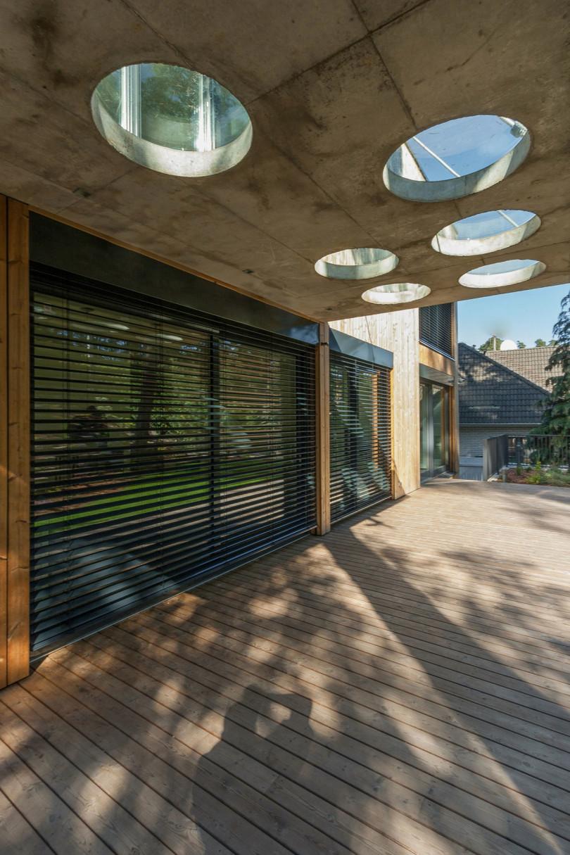 House in Vilnius by Aketuri Architektai