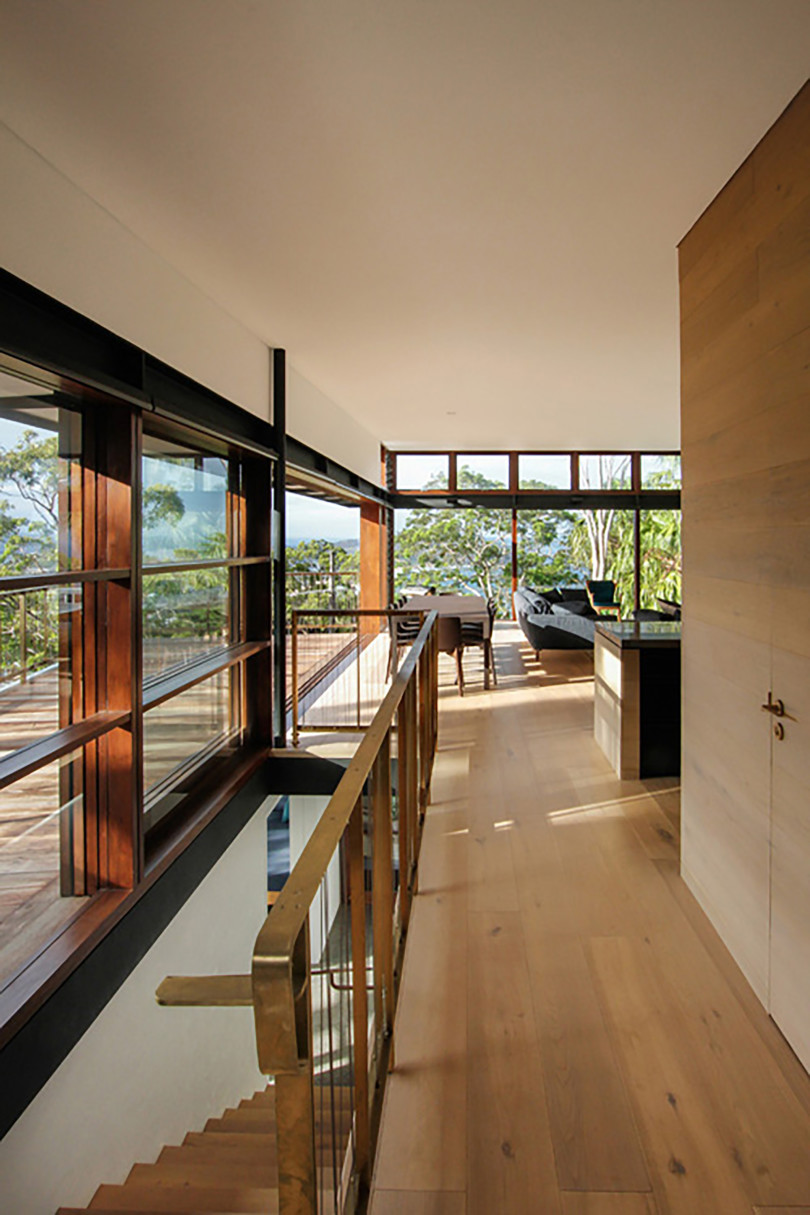 Pacific House Casey Brown Architecture-
