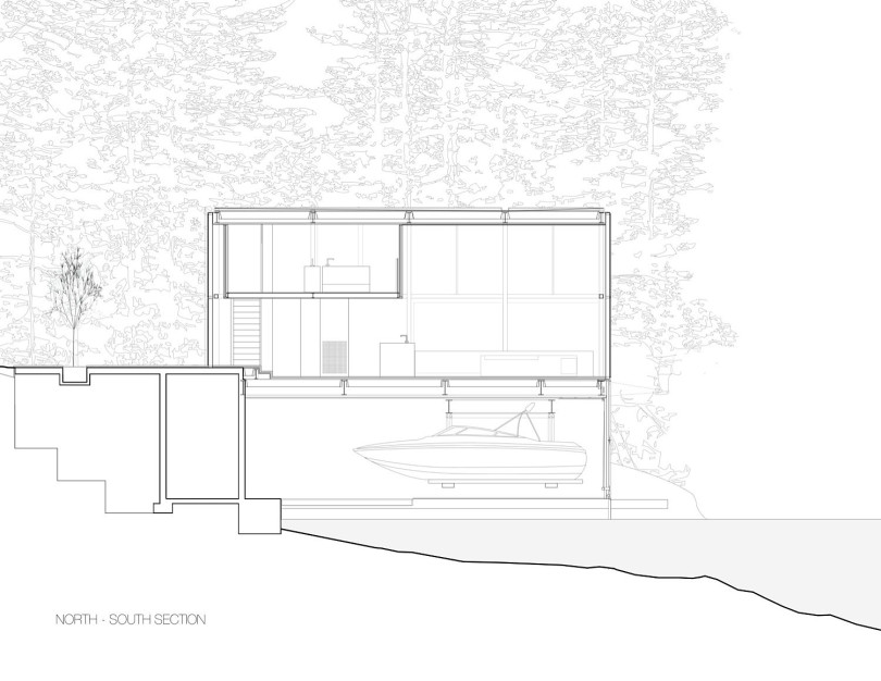 Studio over a Boathouse by Gh3