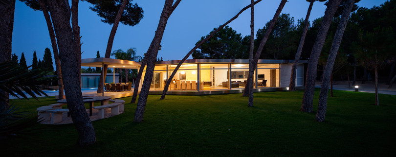Pine Forest by e2b arquitectos