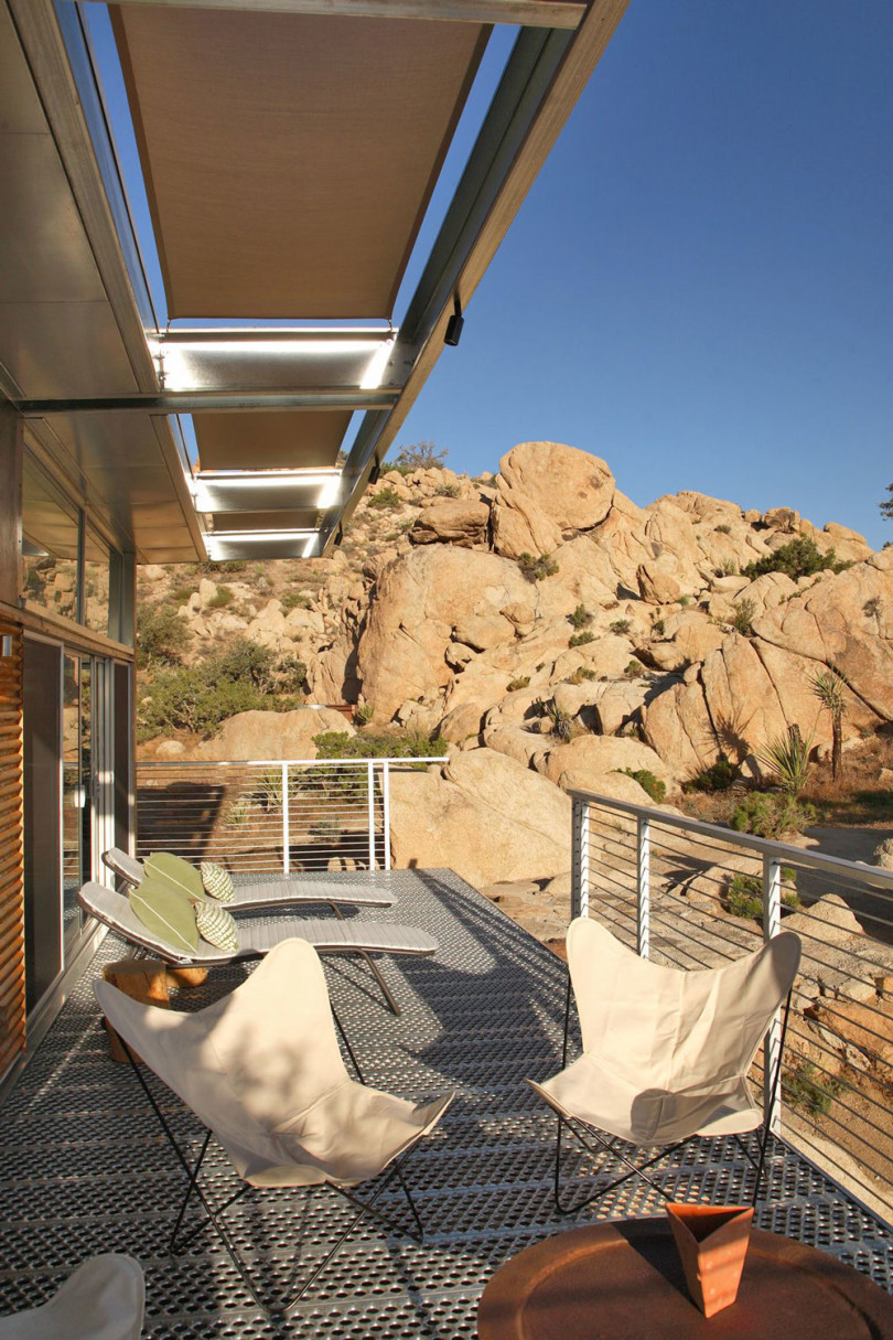 Rock Reach House by o2 Architecture