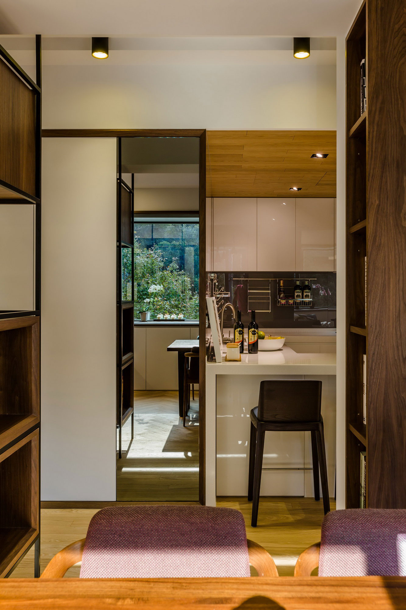 Apartment: Renovated Apartment By Archlin Studio: Chen Residence
