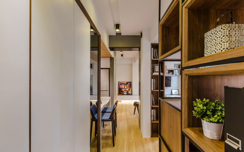 Renovated Apartment by Archlin Studio Chen Residence