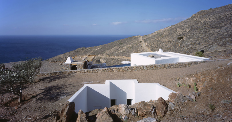 Summer Residence in Syros II by block722