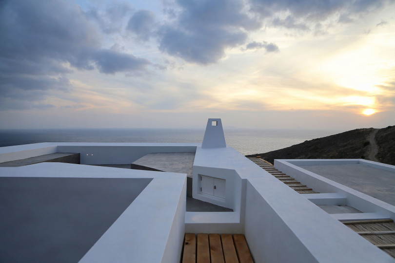 Residence in Syros II by block722