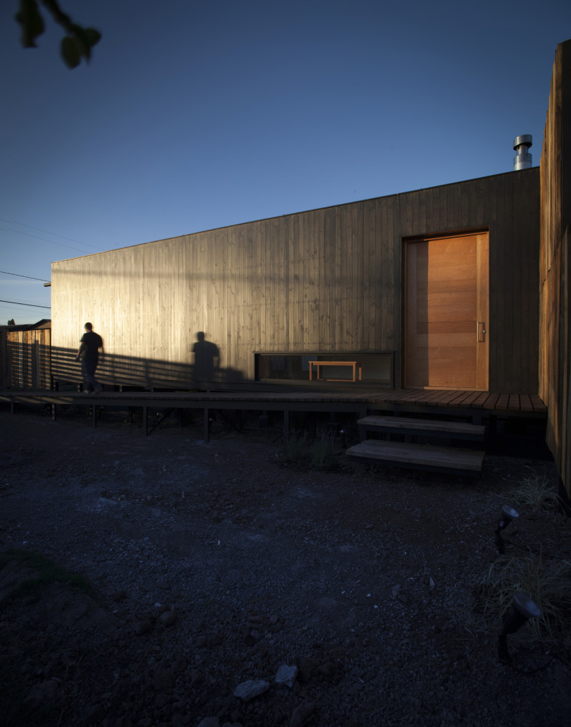 Minimalist House in Chile by Etcheberrigaray + Matuschka