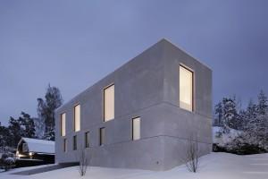 Villa Mörtnäs by Fourfoursixsix Architects