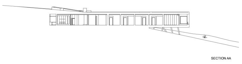 single storey property