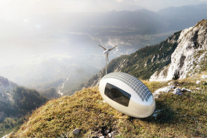 Portable Home by Nice Architects: Ecocapsule