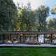 House on the Lake Villarrica by Planmaestro