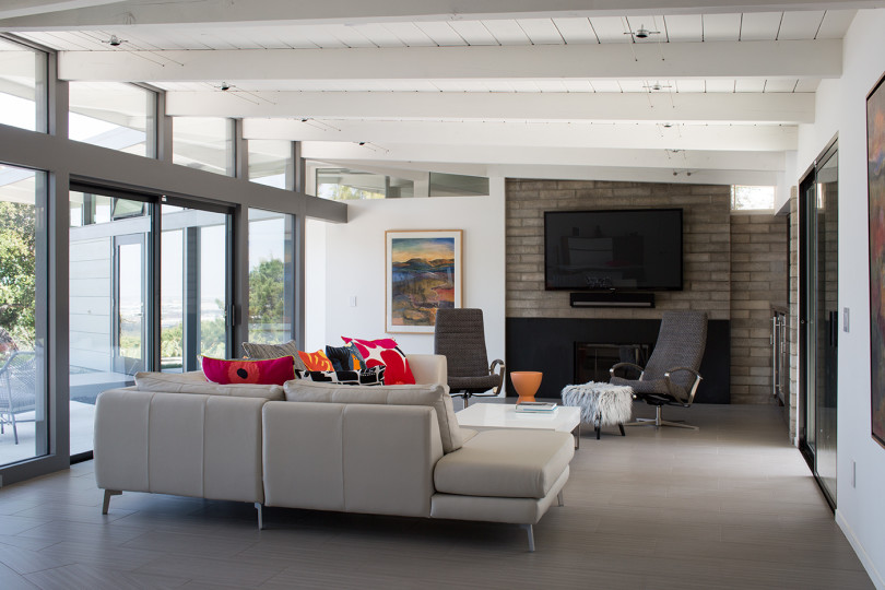 Mid-Century House Renovation by Klopf Architecture