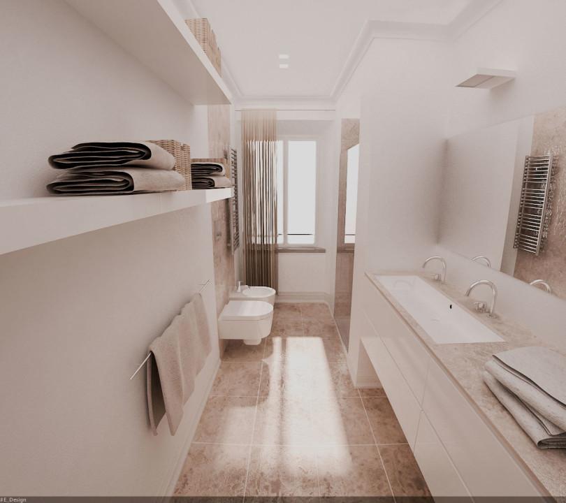 Apartment in Italy by Carlo Pecorini