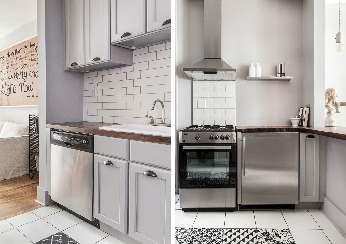 Manhattan Style Apartment Meaning: Apartment In New York By The New Design Project