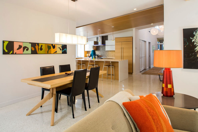 Mid Century House by Dynan Construction Management