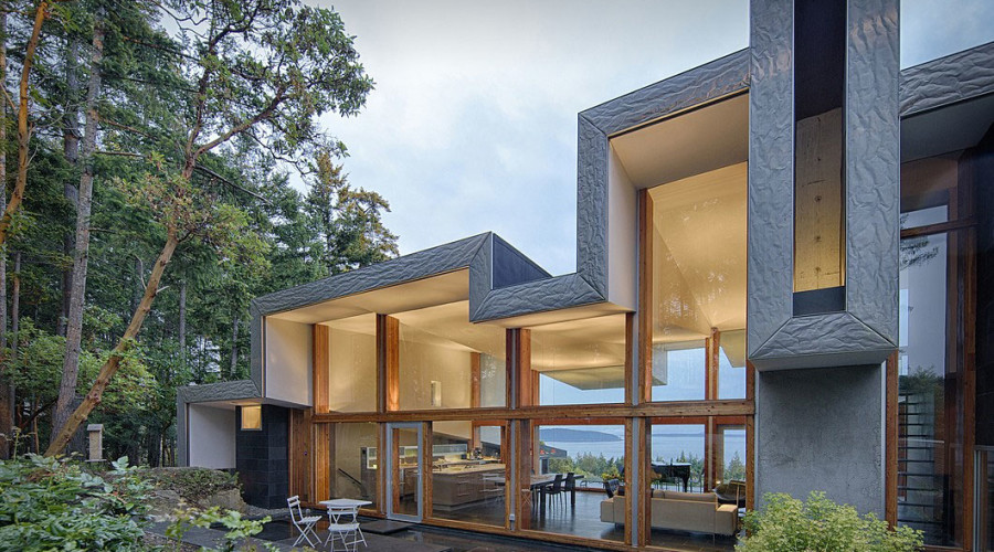 Ridge House by Marko Simcic & Brian Broster
