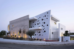 Stylish residence in Cyprus by M.O.B Interior Designs