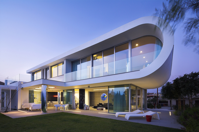 Residence in Cyprus by M.O.B Interior Designs