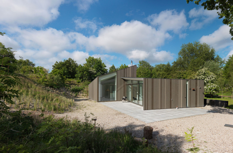 Sustainable holiday home in Netherlands by De Zwarte Hond