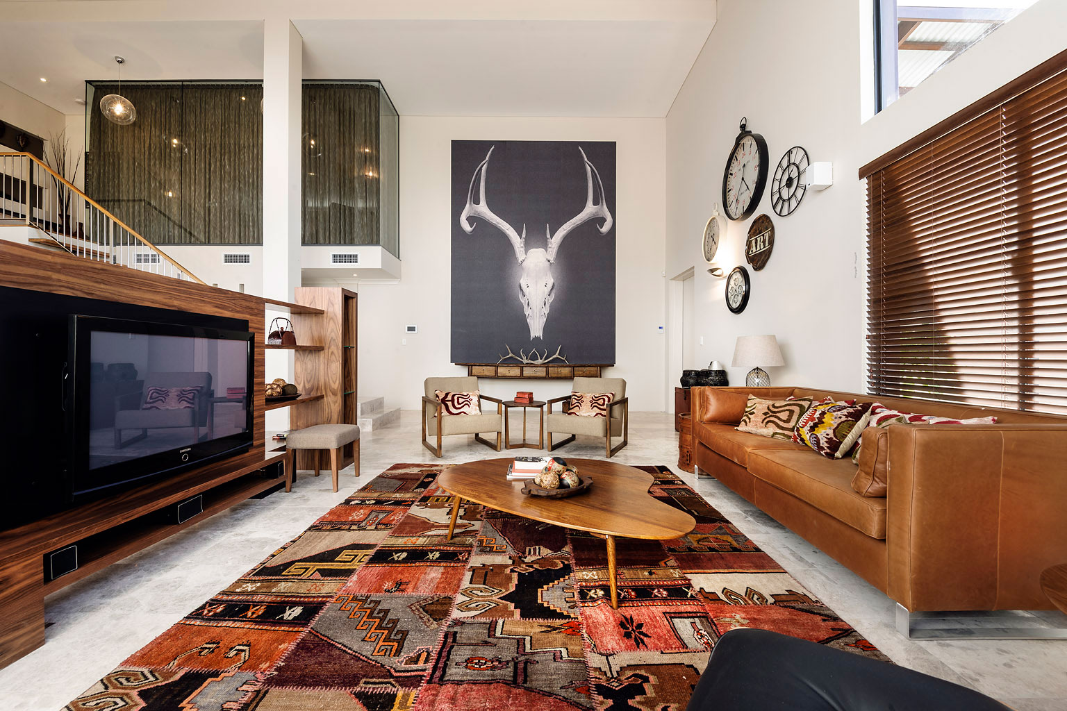 The bletchley loft by the rural building company homedezen for Loft home designs perth