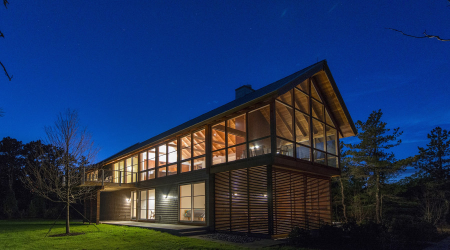 Weekend Retreat by Hammer Architects