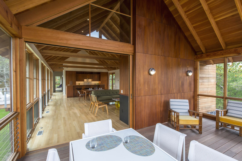 Weekend Retreat By Hammer Architects Homedezen