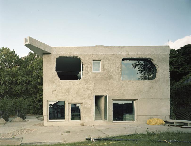 Antivilla by Brandlhuber+ Emde, Schneider