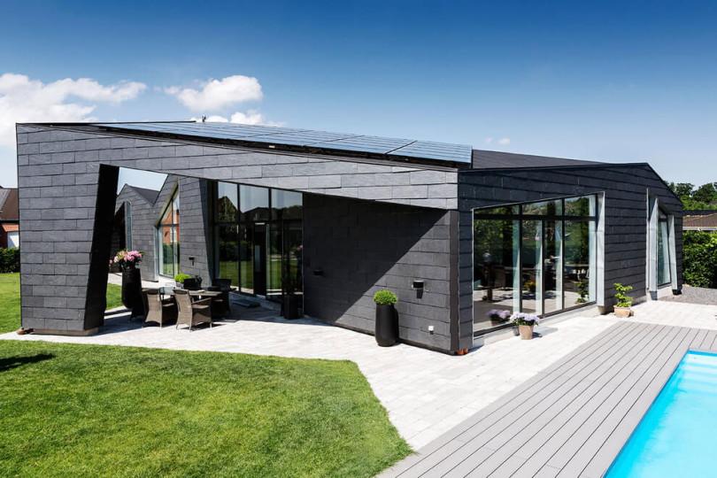 Denmark home by Skanlux