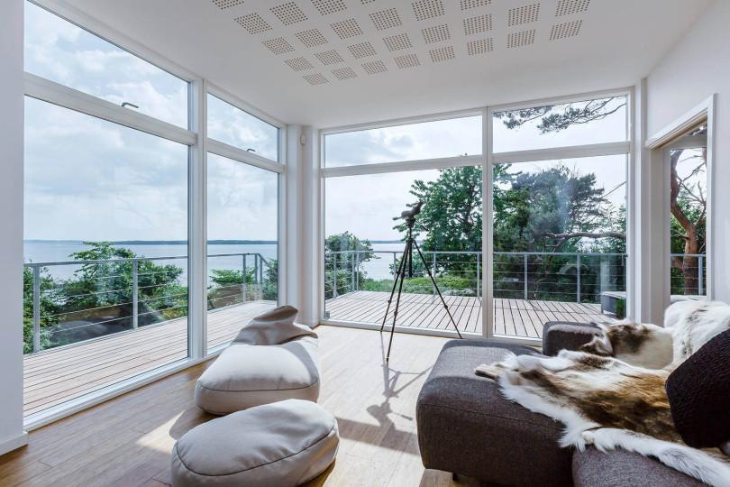 Denmark home created By Skanlux