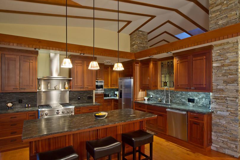 Hinshaw Residence by Michael Rust – Architect LLC
