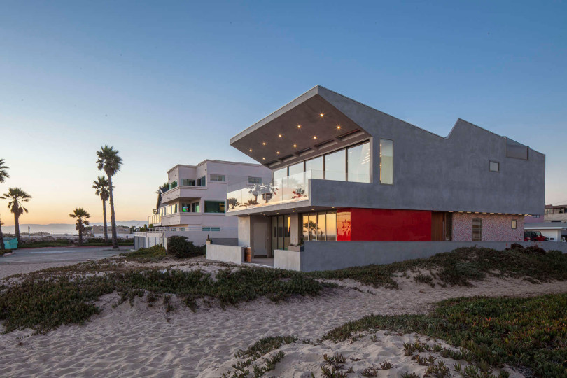 Silver Strand House by ROBERT KERR architecture design