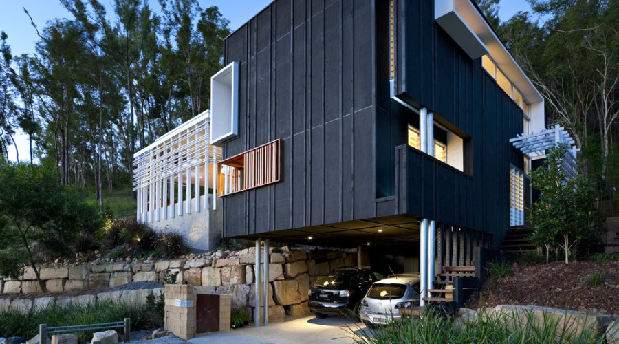 Stonehawke House by Base Architecture
