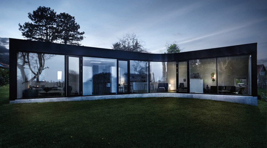 Villa One by EFFEKT
