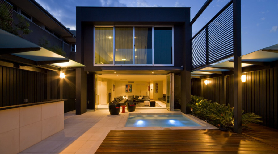 Esplanade House by Finnis Architects