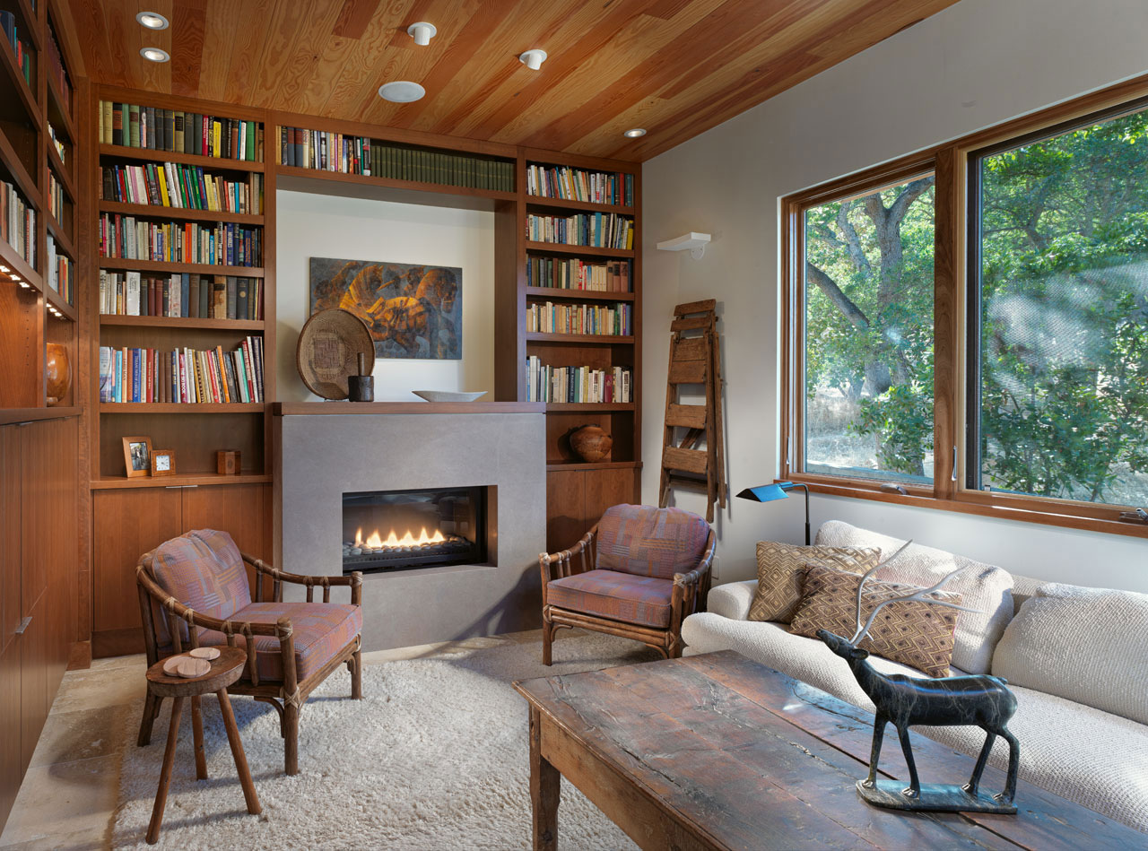 Contemporary ranch style house in California | Homedezen on Modern Style Houses  id=46824