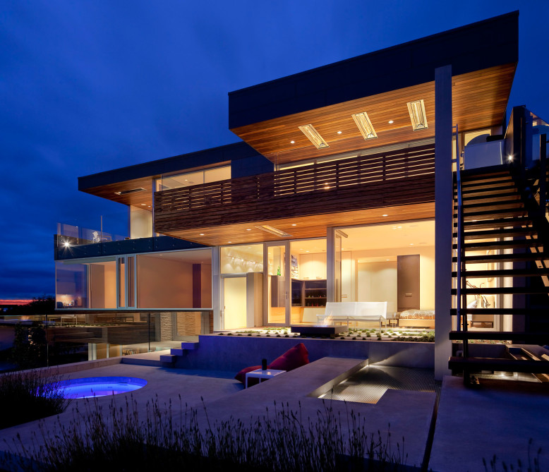 Orchard Way by McLeod Bovell Modern Houses   Homedezen on Modern:szae7Exnfpq= Amazing Houses  id=37067